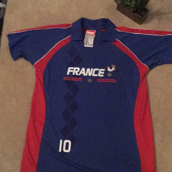 best sneakers a9d9d 01c9c NWT France National Team Jersey - 2XL NWT